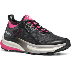 Scarpa Golden Gate Shoes Women, black/pink fluo